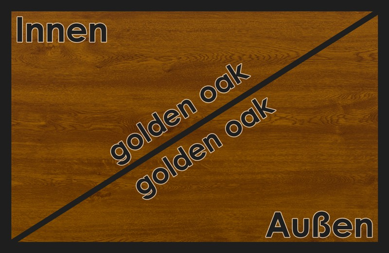 Innen Golden Oak<br>Außen Golden Oak